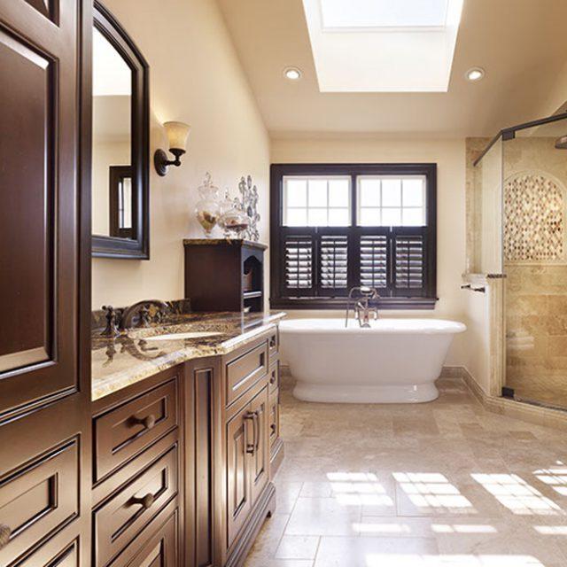Kitchens - Baths - Interiors - Custom